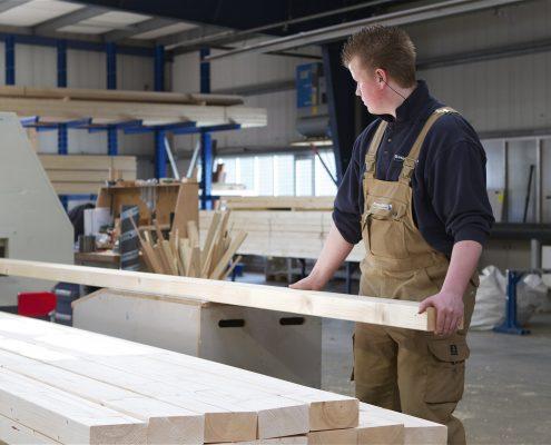 machinale-houtbewerking